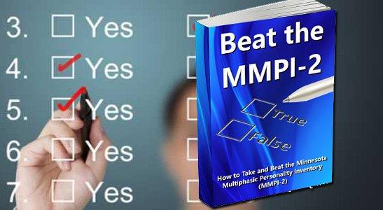 Pass the MMPI online