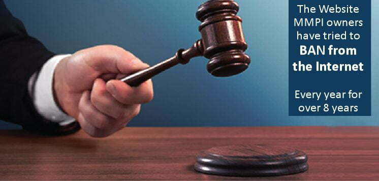 MMPI Online Court Case